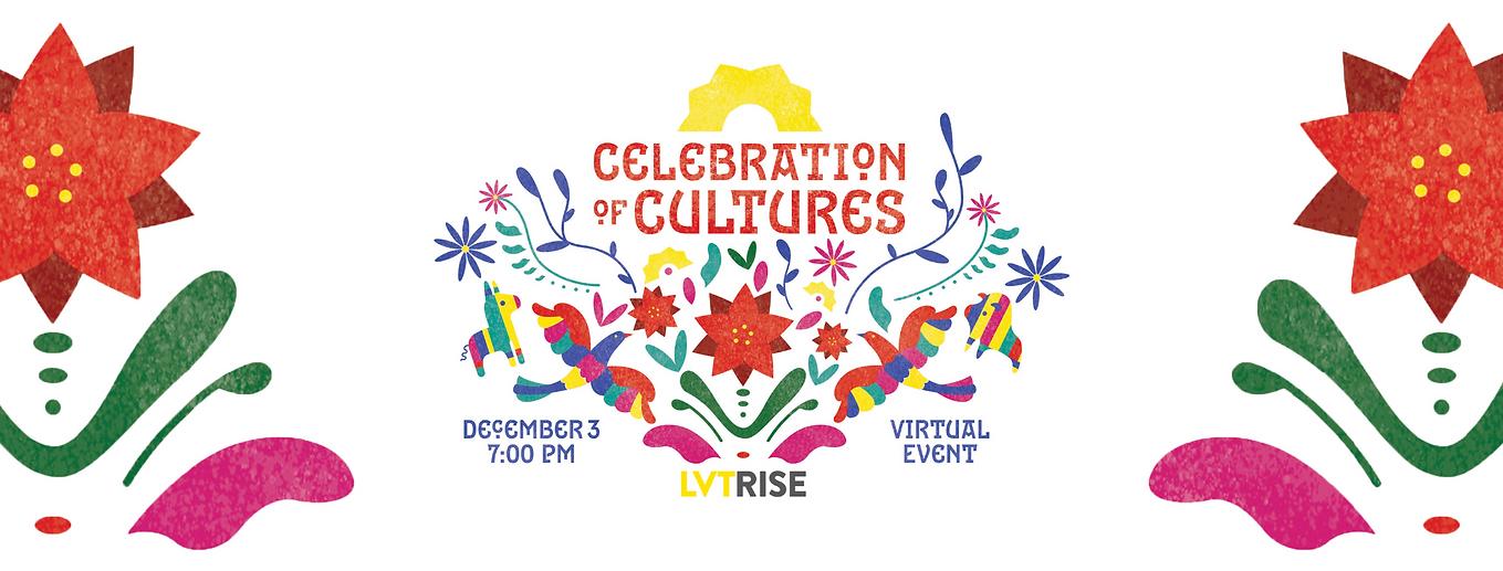 Celebration of Cultures- Facebook Cover.