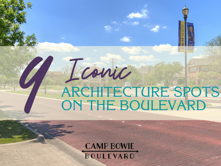 9 Iconic Architecture Spots On The Boulevard