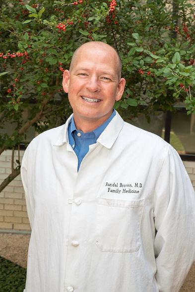 Texas Family Medicine Randy Brown