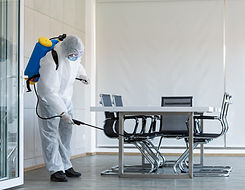 Disinfecting and Fogging Edmonton