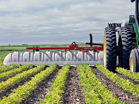 Sprayer Reconfiguration to Battle Against Dicamba