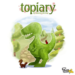 Create your own garden with Topiary – our new game of the week!