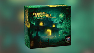 Betrayal at the House on the Hill - back on shelves at Mind Games!