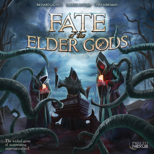 Fate of the Elder Gods - our spooky game of the week!