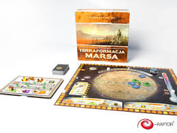 Terraforming Mars is our Game of the week !