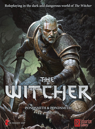 Witcher RPG is finally out and on the shelves at Mind Games!