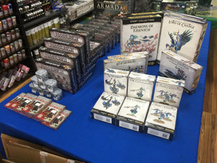 Game Workshops latest releases!