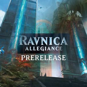 Ravnica Allegiance pre-release