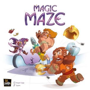 Magic Maze is back!