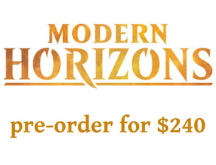 MODERN HORIZONS - pre-orders are open!