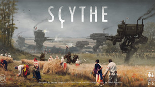 Scythe Now in Stock!