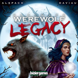 Bring your party gaming to a new level with Ultimate Werewolf : Legacy - our new game of the week!
