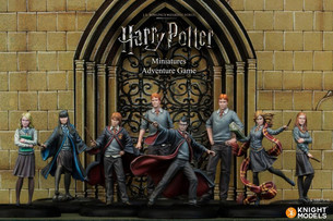 Harry Potter Miniature Adventure Game - now available at Mind Games!