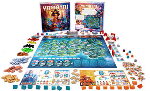 Travel to the ancient Japanese kingdom of Yamatai with out new game of the week!