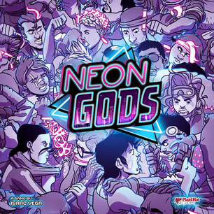 Be part of a Sci-Fi street gang in our game of the week - Neon Gods!