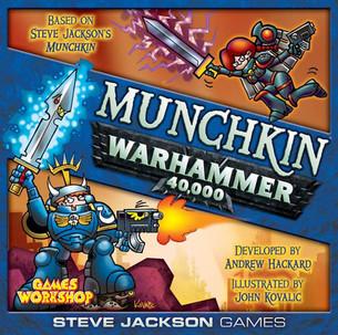Munchkin: Warhammer 40K