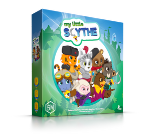 My Little Scythe is Out Today!