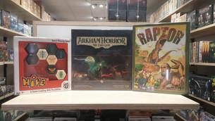 Favourite Board Games?