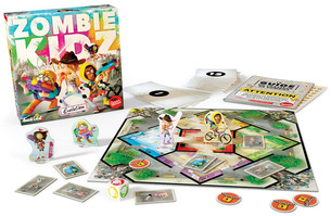 ZOMBIE KIDZ Evolution - the first Legacy game for kids!