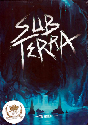 Introducing Sub Terra - now available at Mind Games!