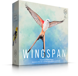 Wingspan has landed back onto our shelves!