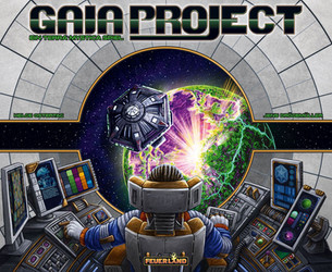 Gaia Project - our new game of the week!