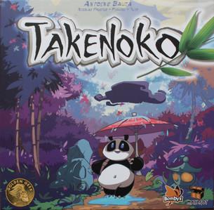 Takenoko - our new game of the week!