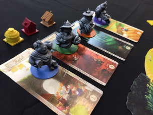 Grimm Forest, our family game of the week!