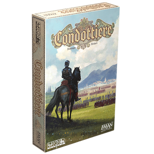 Just landed – Condottiere
