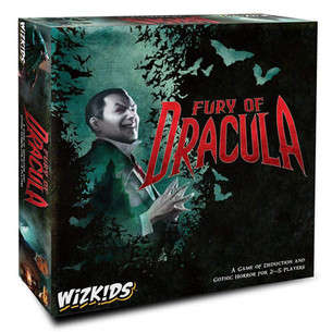 Fury of Dracula 4th Edition - just landed at Mind Games!