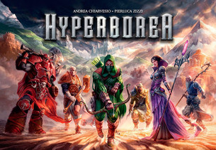 Discover the mythical land of Hyperborea!