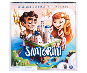 Santorini is our Game of the Week !