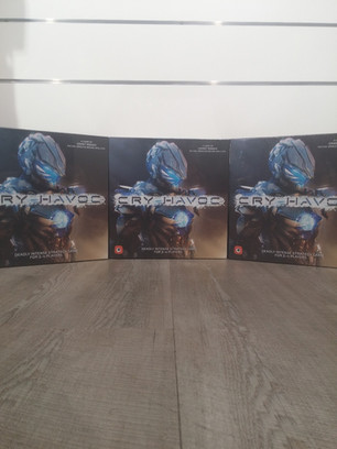 Cry Havoc is back in stock!!