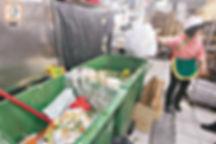 本港每日產生逾三千噸廚餘