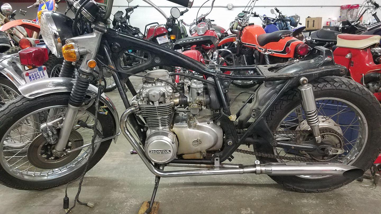 Hoy Vintage Cycles | Brownsburg | Motorcycle Repair