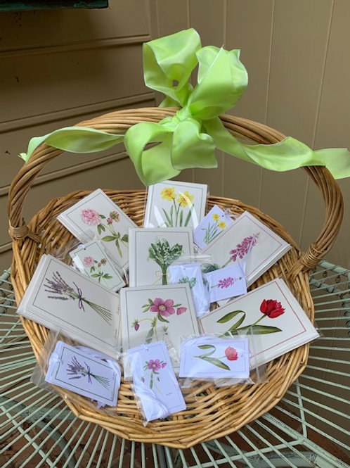 Note Cards and Gift Tags
