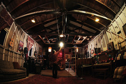 tracking room Eric Stoner photograph