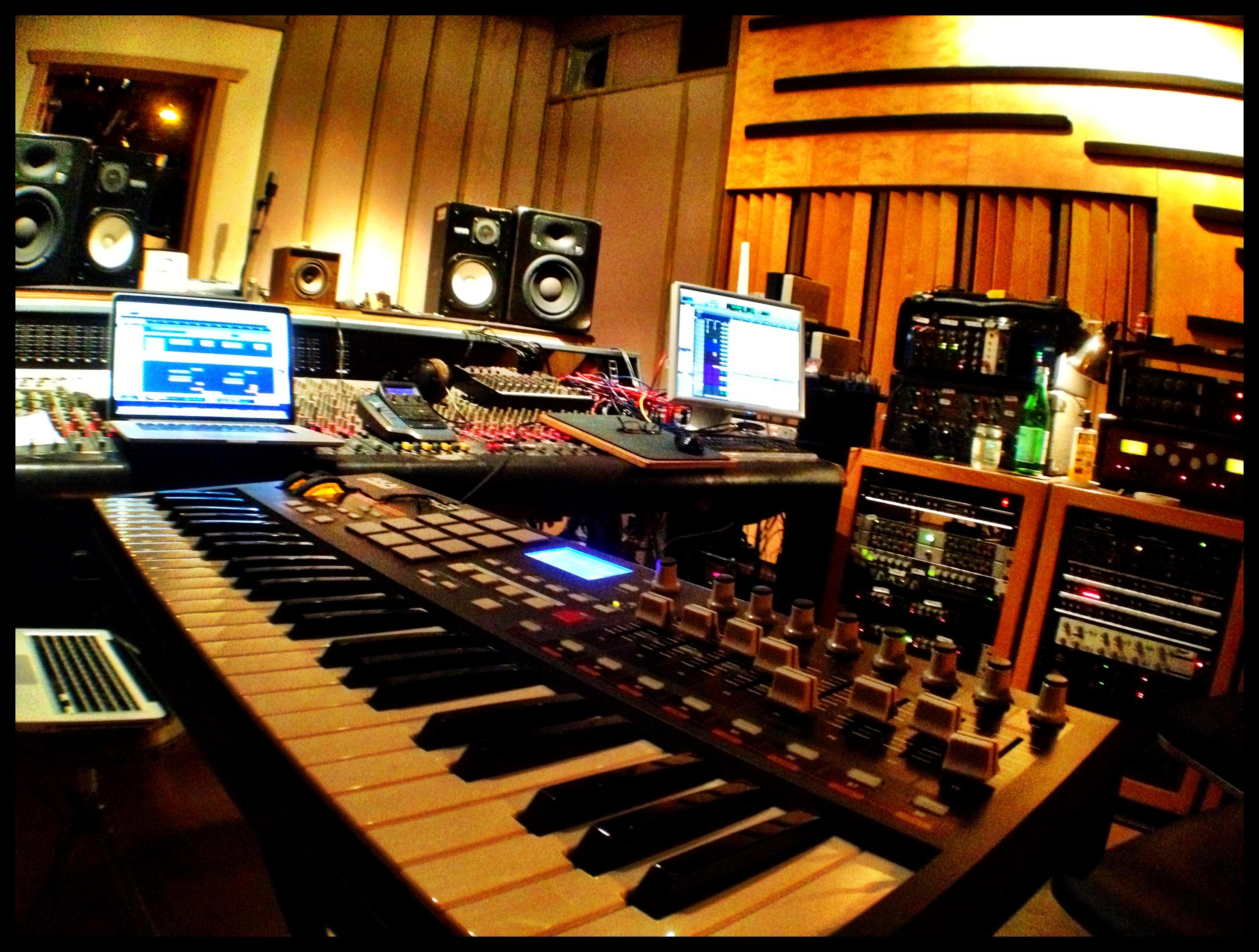 Keys Control Room-Grace Royce Photo