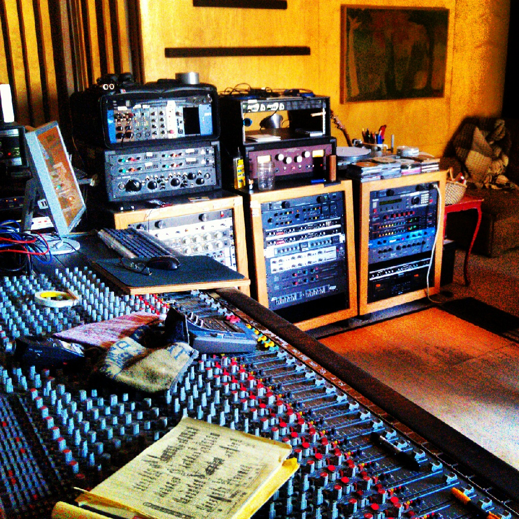 control room-Grace Royce Photo