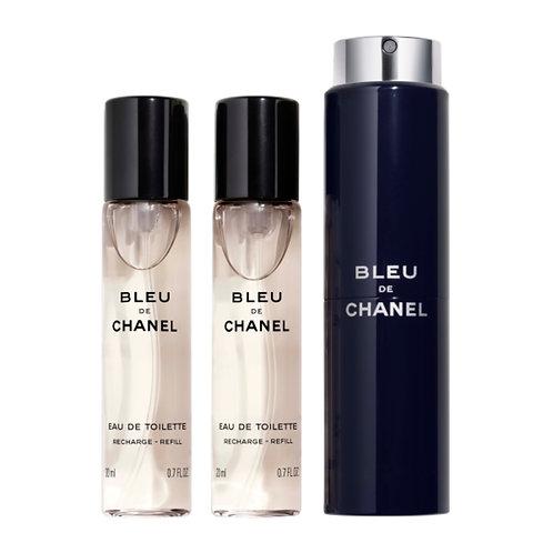 Chanel Bleu Twist and Spray