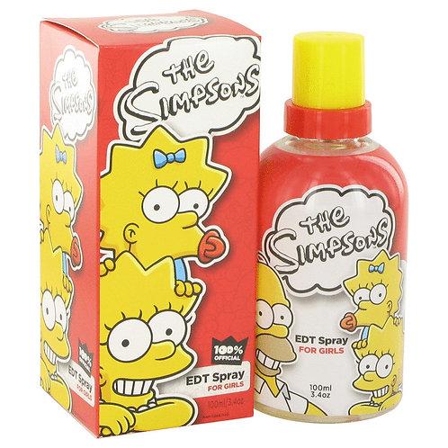 Kids Simpsons for Girls Body Spray
