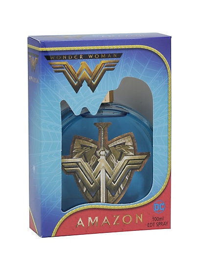 Kids Wonder Woman Amazon EDT