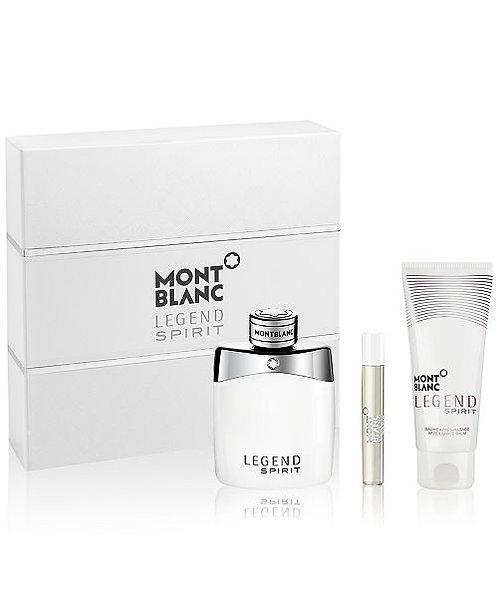 Mont Blanc Legend Spirit Gift Set