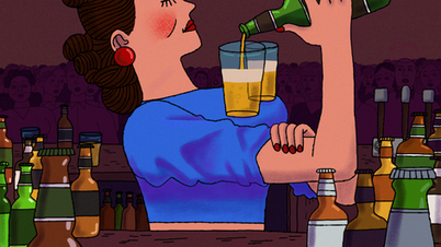 How a Busty, Beer Balancing Bar Owner Became a Feminist Icon in 1950s Iowa