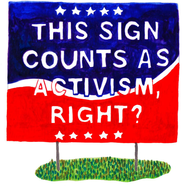 TNY: What Your Yard Sign Really Says