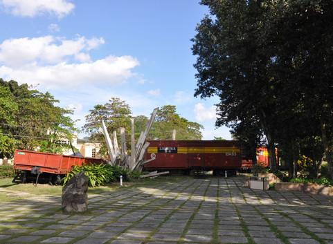 Monumento Trem Blindado
