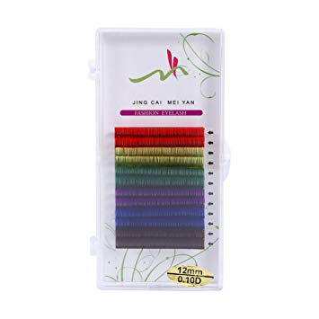 Rainbow Lash Tray