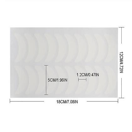 Lash Sticker Gloss White