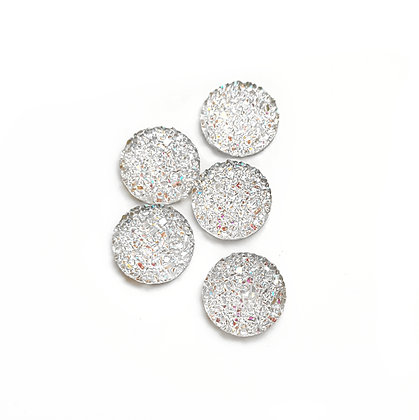 Faux Crystal Spoolie Toppers