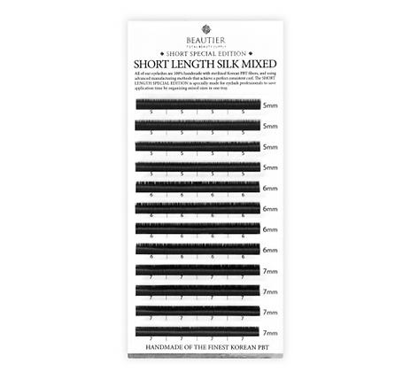 Beautier Short Length Mix